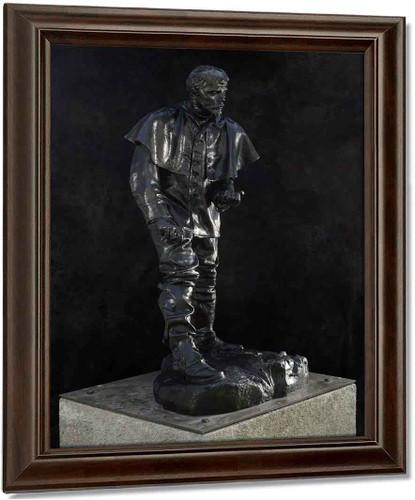 Jules Bastien Lepage By Auguste Rodin