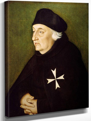 Knight Of The Order Of Malta By Hans Baldung Grien By Hans Baldung Grien
