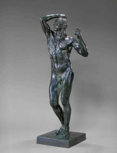 L'age De L'airain  By Auguste Rodin