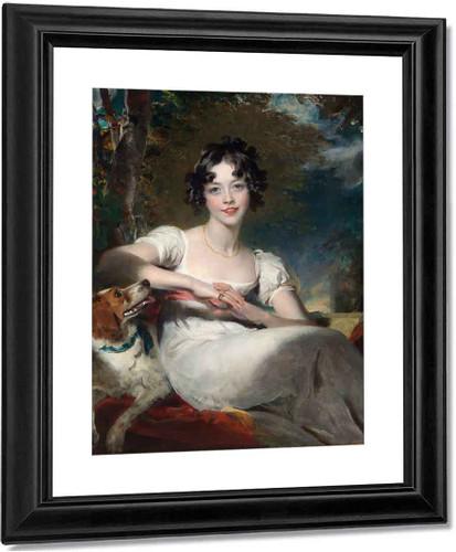 Lady Maria Conyngham By Sir Thomas Lawrence
