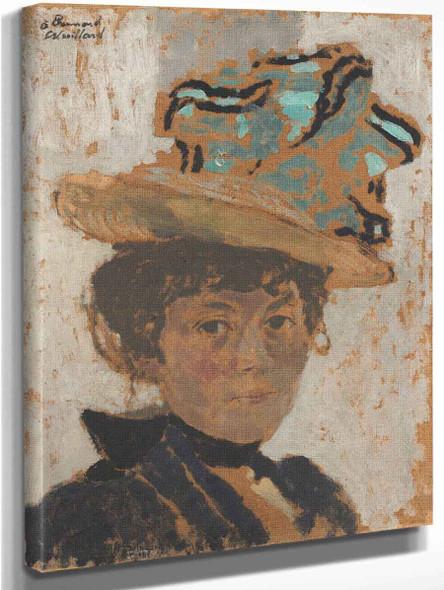 Madame Bonnard By Edouard Vuillard