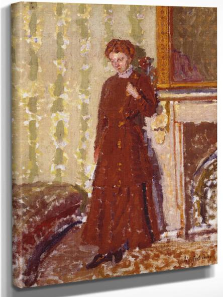 Madeleine Knox By Harold Gilman
