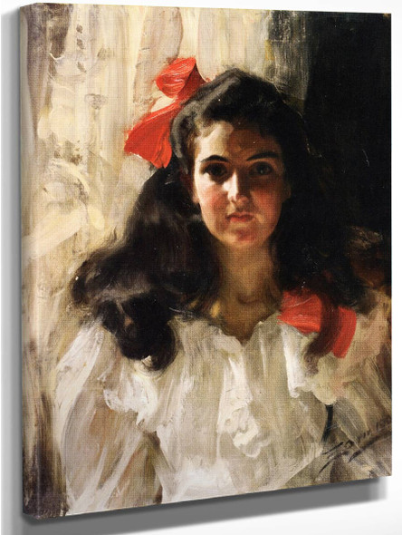 Marie Cohn By Anders Zorn
