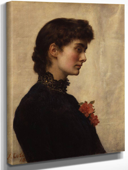 Marion Collier  By John Maler Collier