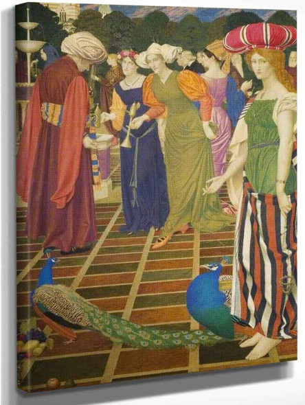 New Lamps For Old By Joseph Edward Southall