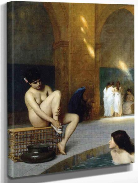 Nude Woman By Jean Leon Gerome