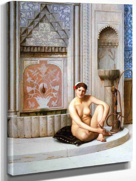 Nude By Jean Leon Gerome