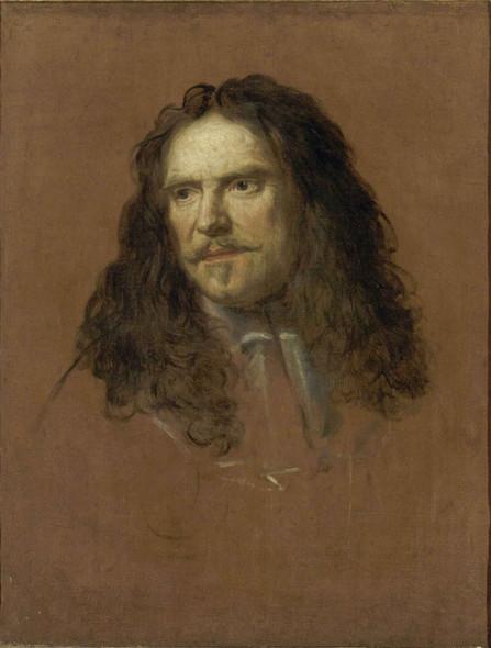 Portrait Of Henri De La Tour D'auvergne, Vicomte De Turenne By Charles Le Brun