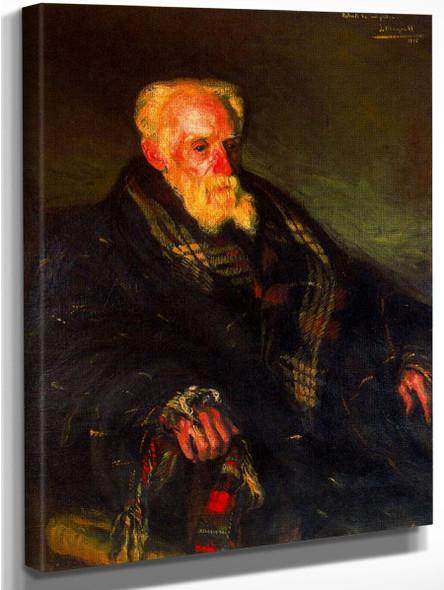Retrato De Su Padre, Arturo Mongrell By Jose Mongrell Torrent