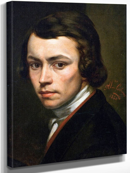 Self Portrait  By Alexandre Cabanel