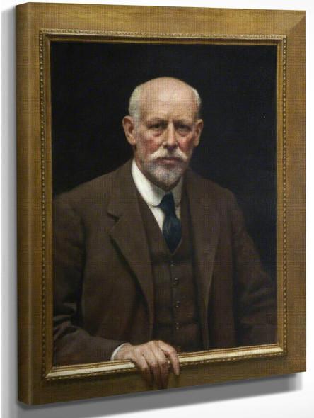 Self Portrait By John Maler Collier