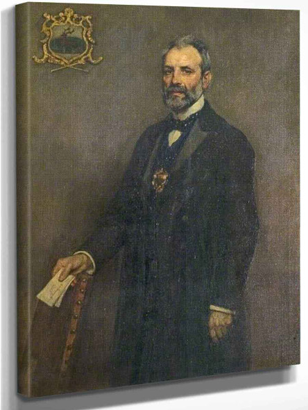 Sir Thomas Roe By Sir James Jebusa Shannon