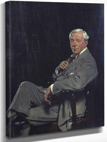 Sir William Mccormick By Sir William Orpen By Sir William Orpen