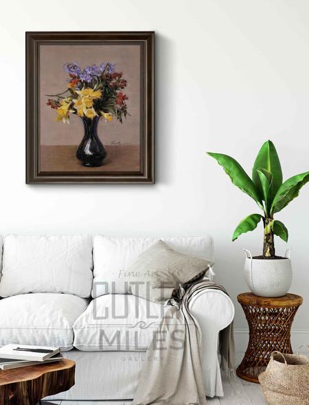 Spring Flowers By Henri Fantin Latour By Henri Fantin Latour