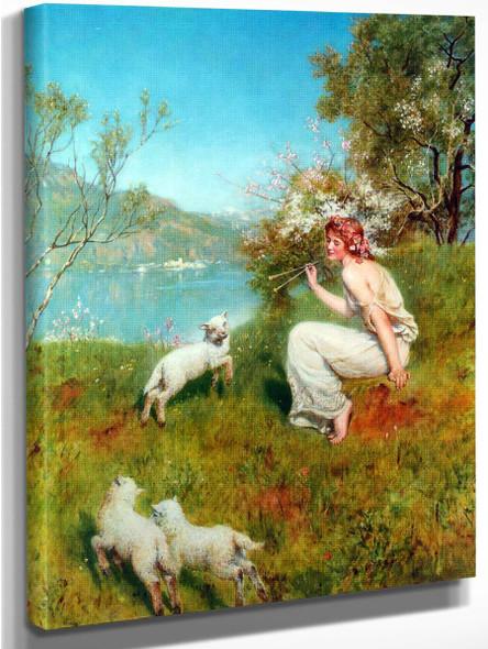 Spring By John Maler Collier