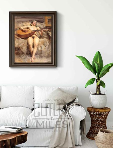 Studio Idyll By Anders Zorn