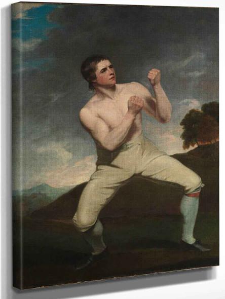 The Boxer  By John Hoppner  By John Hoppner