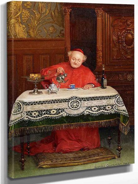 The Cardinal By Georges Croegaert By Georges Croegaert