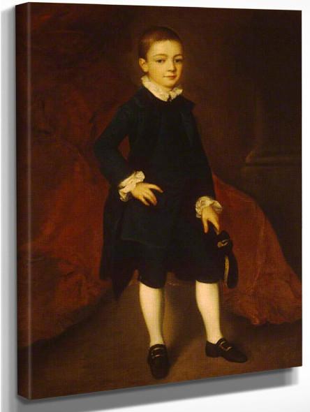 The Honourable Edward Clive As A Boy By Thomas Gainsborough