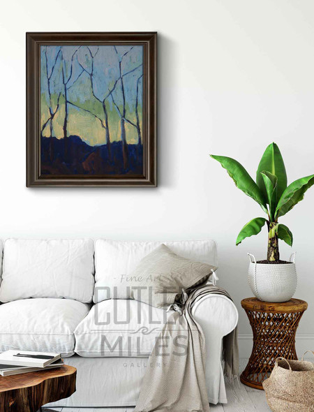 Trees By Paul Serusier