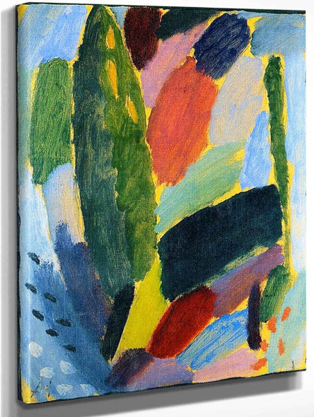 Variationsummer 2 By Alexei Jawlensky By Alexei Jawlensky
