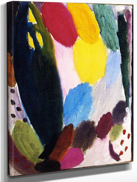 Variationsummer By Alexei Jawlensky By Alexei Jawlensky