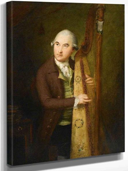 William Jackson By Thomas Gainsborough