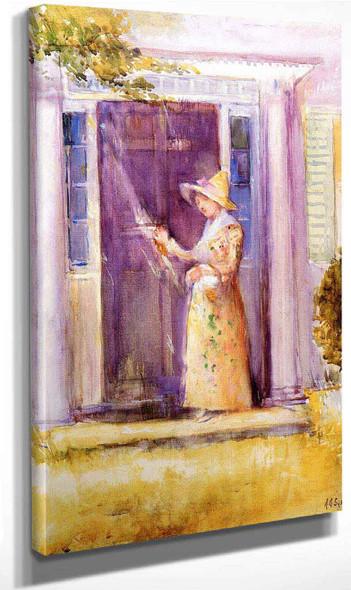 A Friendly Call By Annie G. Sykes