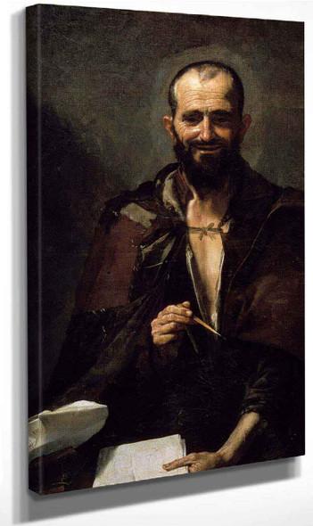 Archimedes By Jusepe De Ribera