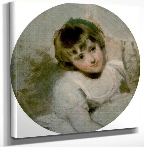 A Child By Sir Thomas Lawrence Art Reproduction