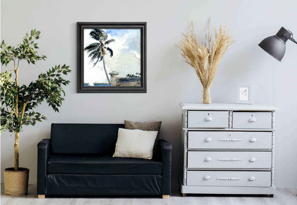A Tropical Breeze Nassau By Winslow Homer Art Reproduction