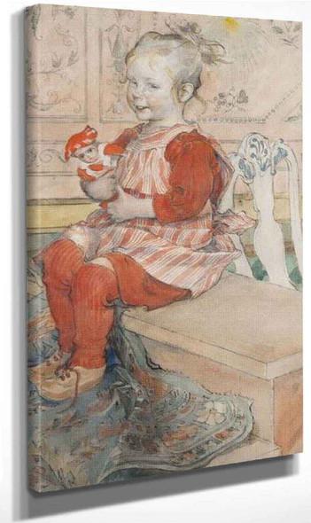 Lisbeth By Carl Larsson