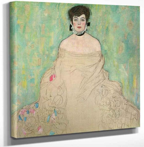 Amalie Zuckerkandl By Gustav Klimt Art Reproduction
