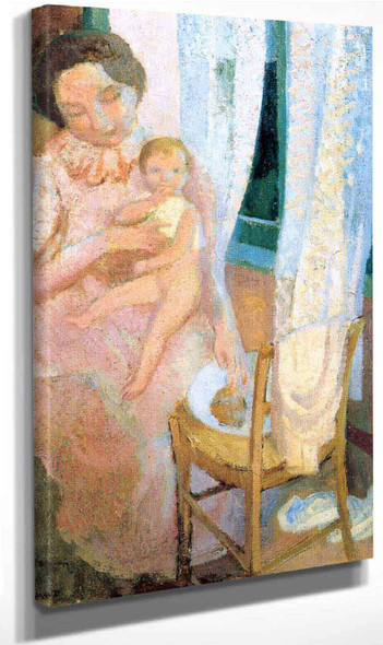 Maternite A L'eponge By Maurice Denis By Maurice Denis