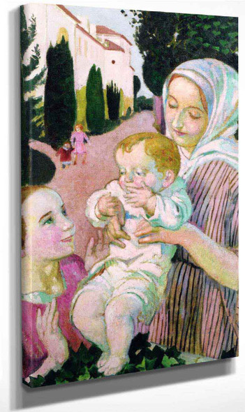 Maternite1 By Maurice Denis By Maurice Denis