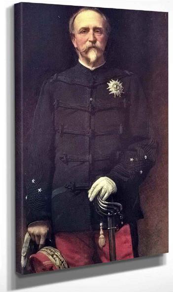 Portrait Of Henri Eugene Philippe Emmanuel D'orleans1 By Leon Joseph Florentin Bonnat(French, 1833 1922) Art Reproduction