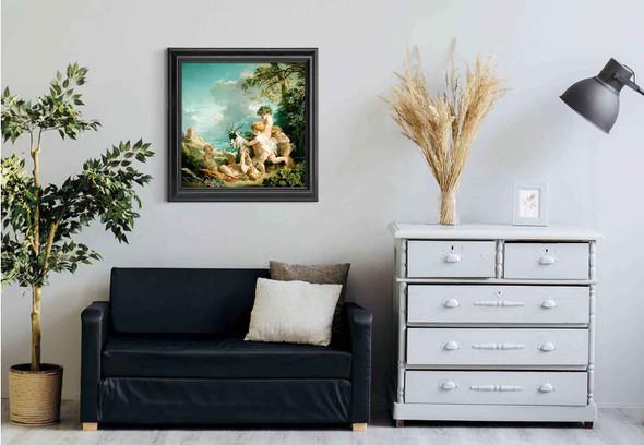 Autumn By Francois Boucher Art Reproduction