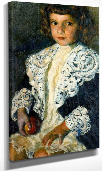 Retrato De Josefina Mongrell By Jose Mongrell Torrent