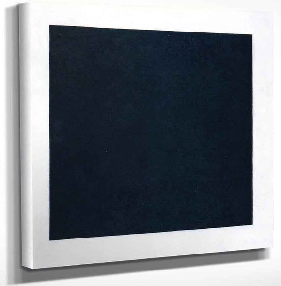 Black Square 2 By Kasimir Malevich Art Reproduction
