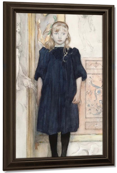 Suzanne By Carl Larsson