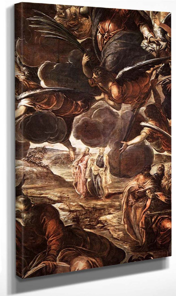 The Ascension By Jacopo Tintoretto