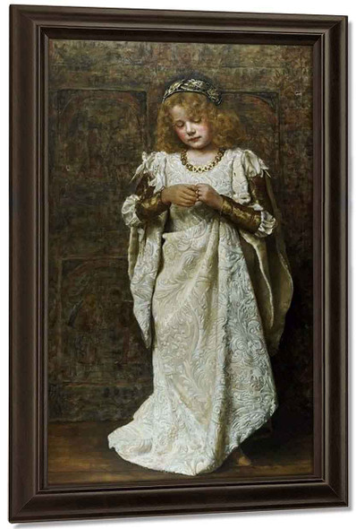 The Child Bride By John Maler Collier By John Maler Collier