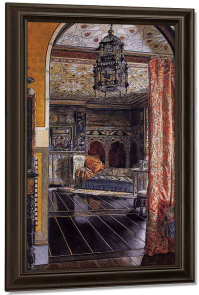 The Drawing Room At Townshend House By Sir Lawrence Alma Tadema