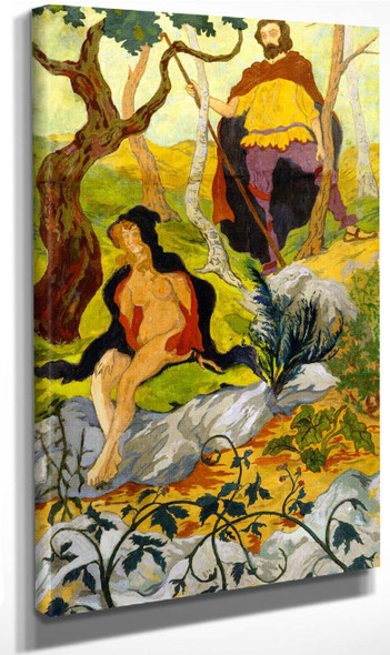 The Legend Of The Hermit By Paul Ranson