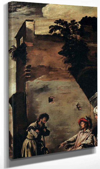 The Parable Of The Vineyard By Domenico Fetti
