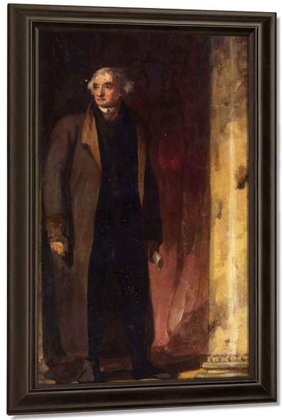 Thomas Jefferson By Thomas Sully