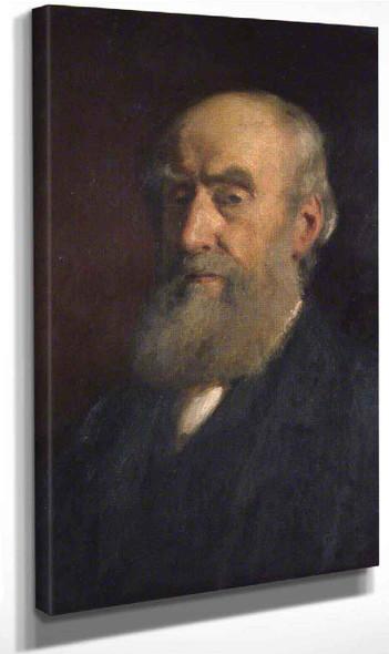 William Littlejohn, Bank Agent By Joseph Farquharson Art Reproduction
