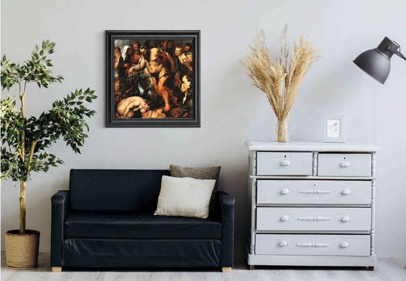 Drunken Silenus By Peter Paul Rubens Art Reproduction
