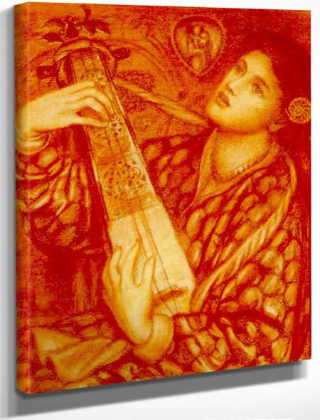 A Christmas Carol1 By Dante Gabriel Rossetti