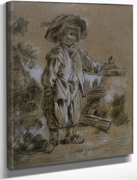 A Scamp By Francois Boucher